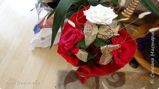 букет от рози  фото 1