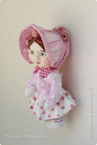Куколки на ёлку фото 3