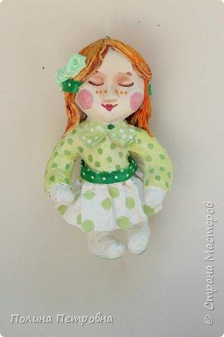 Куколки на ёлку фото 6