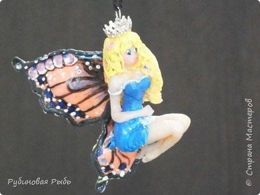Вот такая фея поселилась у нас в зимнем саду  фото 4