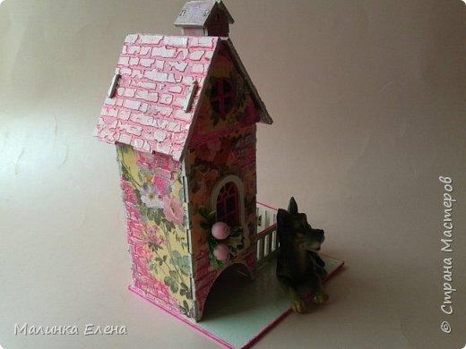 Чайный домик с охранником фото 2