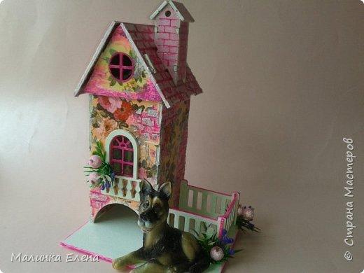 Чайный домик с охранником фото 3