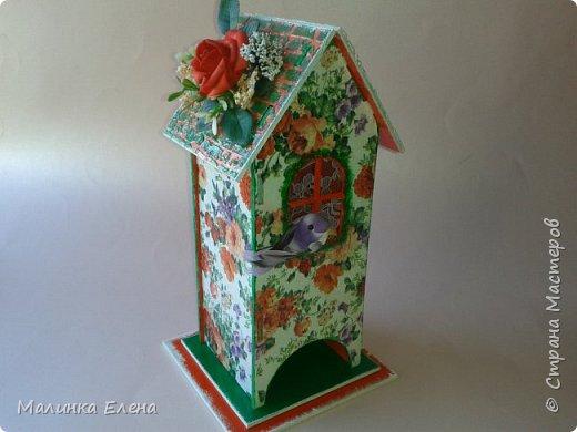 Чайный домик с охранником фото 5