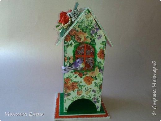 Чайный домик с охранником фото 6