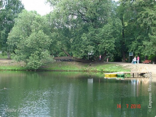Добрый день, дорогие жители СМ! Приглашаю ВАС продолжить нашу прогулку по старому уютному саду. фото 27