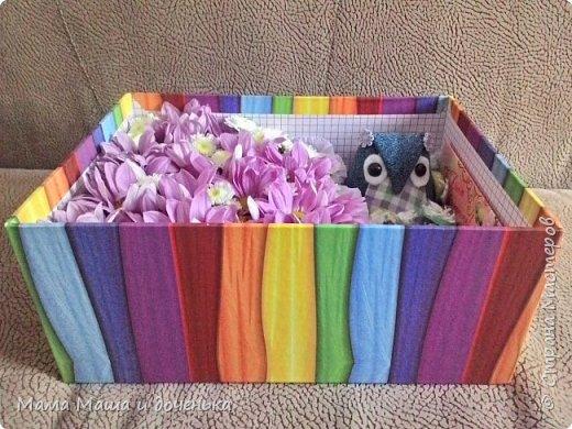 Всем привет, совсем недавно у дочери моей подруги был День рождения, и мы решили с дочкой сделать ей подарок своими руками, и оформить его не совсем обычно.... фото 7