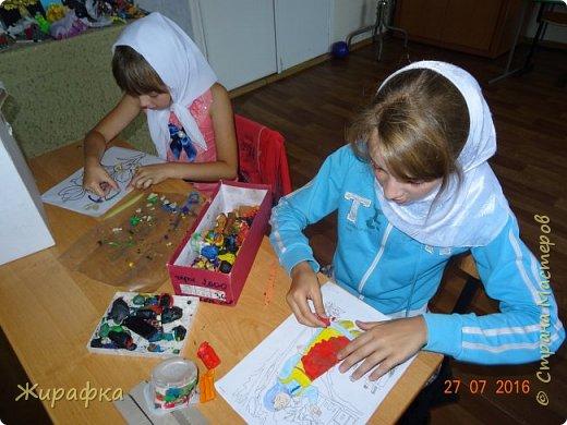 Пластилиновые ирисы на пике популярности у моих учеников. фото 2