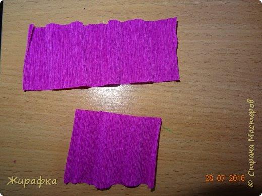 Цветы легки в изготовлении, но достаточно эффектны. Особенно если тонировать края. Можно применять для создания открыток, декорирования альбомов. Это моя работа полученная в результате объяснения назанятии. фото 3