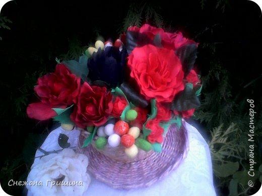 Здравствуйте дорогие жители Страны Мастеров. Сделала немного декоративных вещичек для красоты. Клеточка плетаня декоративная,для цветов,птичек,флористики фото 11