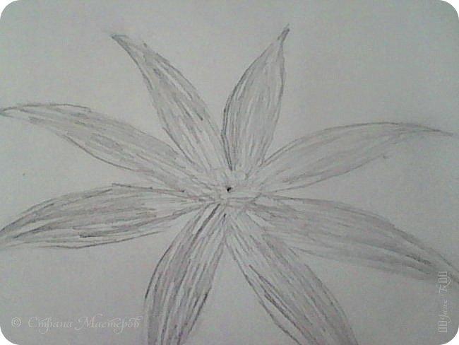 Здравствуйте жители Страны Мастеров!!! Такую лилию можно подарить на 8 марта и на Валентинов День. фото 7
