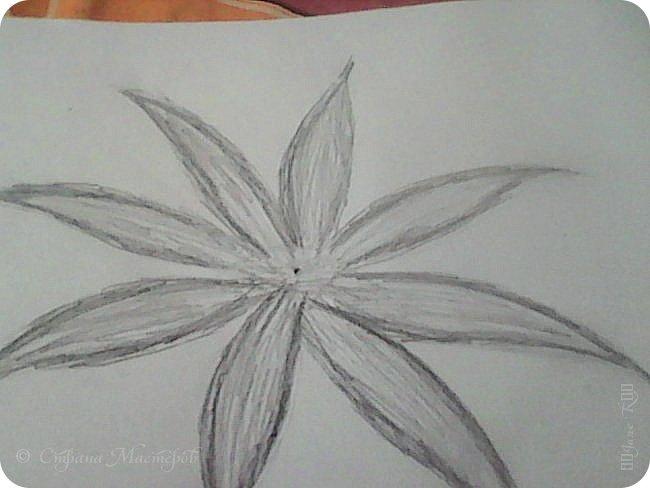 Здравствуйте жители Страны Мастеров!!! Такую лилию можно подарить на 8 марта и на Валентинов День. фото 9