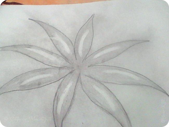 Здравствуйте жители Страны Мастеров!!! Такую лилию можно подарить на 8 марта и на Валентинов День. фото 15