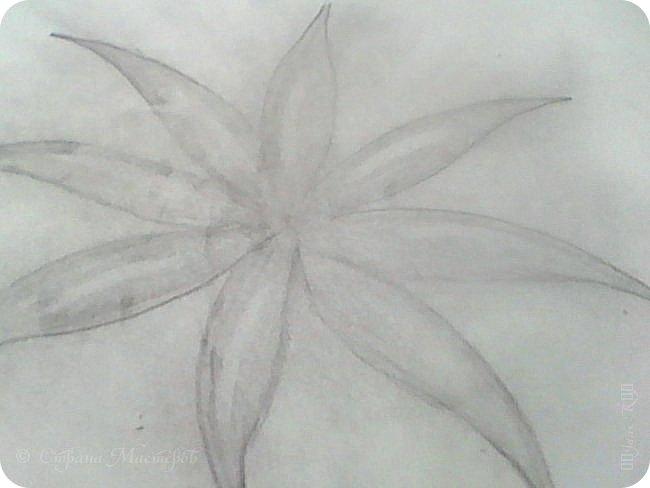 Здравствуйте жители Страны Мастеров!!! Такую лилию можно подарить на 8 марта и на Валентинов День. фото 16