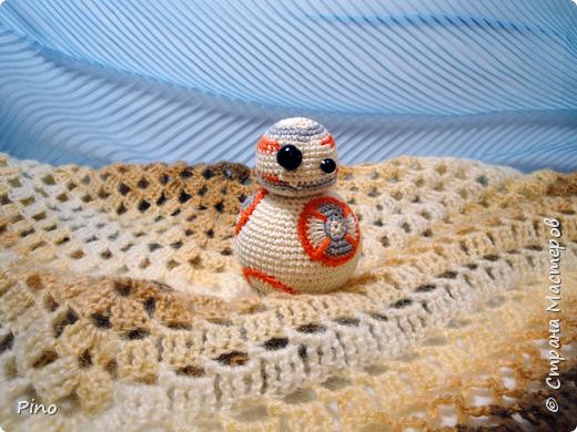 Дроид BB-8 от Casey Barnes фото 3