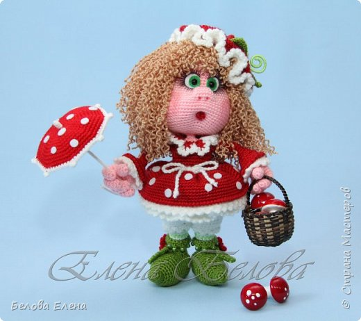 Куколка Мухоморочка фото 1