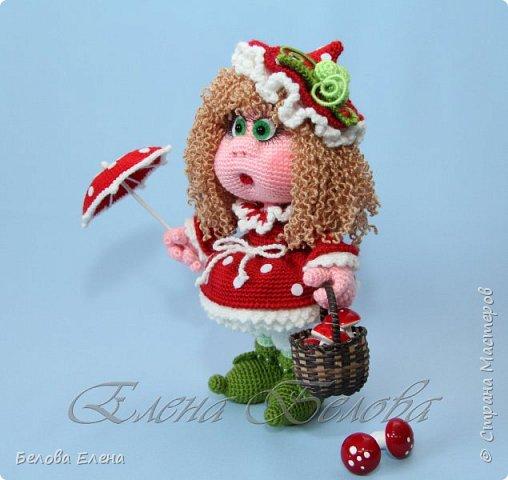 Куколка Мухоморочка фото 2