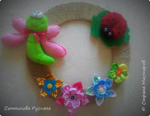Панно для уголка природы в детском саду. фото 2