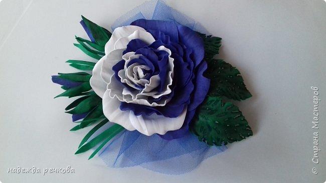 Добрый вечер мастера,мастерицы,а также гости СМ.Представляю вашему вниманию мои цветочки.Приятного просмотра. фото 4