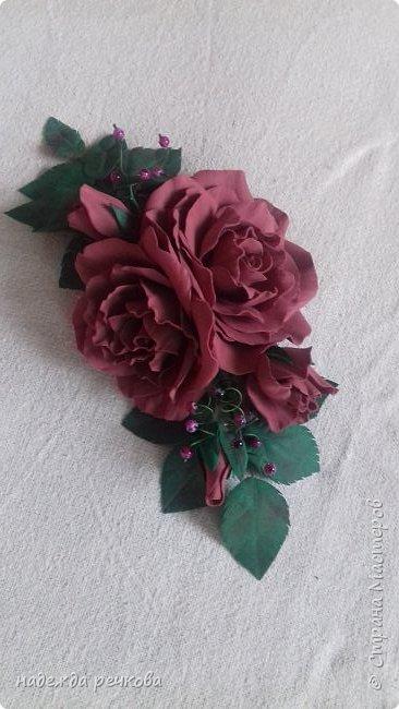 Добрый вечер мастера,мастерицы,а также гости СМ.Представляю вашему вниманию мои цветочки.Приятного просмотра. фото 5