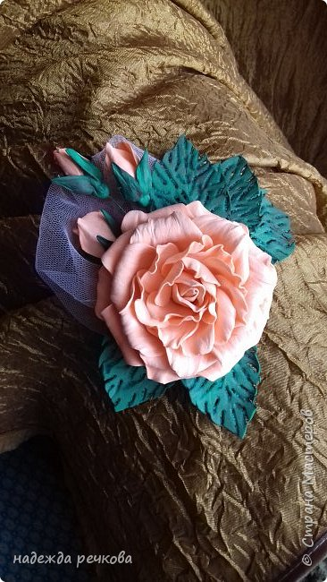 Добрый вечер мастера,мастерицы,а также гости СМ.Представляю вашему вниманию мои цветочки.Приятного просмотра. фото 7
