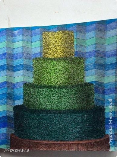 еще один тортик)) фото 1