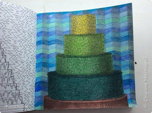 еще один тортик)) фото 3