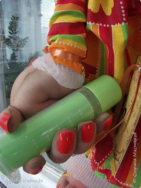 Кукла на два рулона!Заказали ,что б с ножками!:-)  фото 9