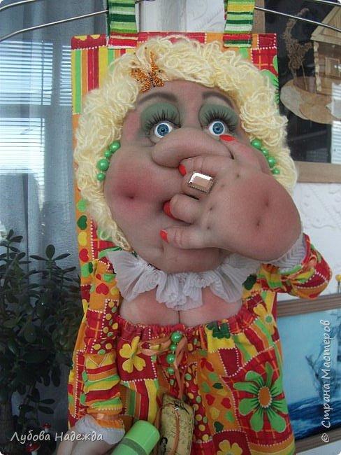 Кукла на два рулона!Заказали ,что б с ножками!:-)  фото 3