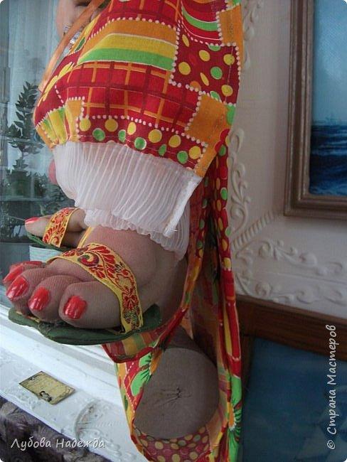 Кукла на два рулона!Заказали ,что б с ножками!:-)  фото 10