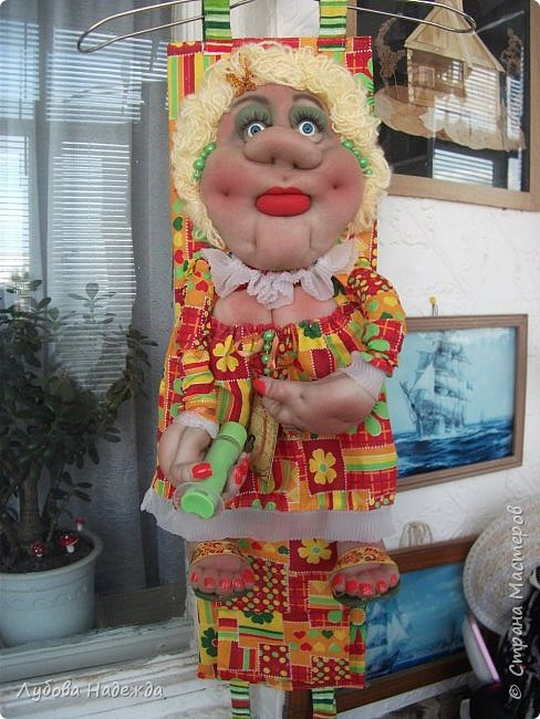 Кукла на два рулона!Заказали ,что б с ножками!:-)  фото 2
