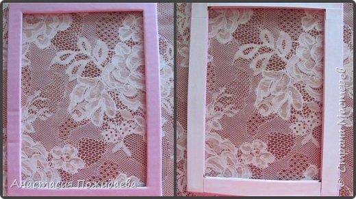 Простая и оригинальная рамочка для фото :) фото 3