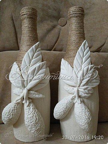 Всем жителям См...доброго времени суток... Сегодня представляю вам свои лепилки...пока еще беленькие...но на днях думаю уже все будут в цвете.... фото 10