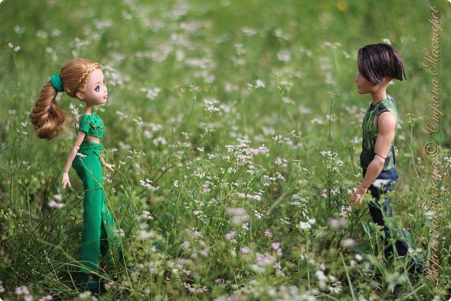 История семейной жизни Олега и Нади. Часть 1 - Как всё начиналось. фото 20