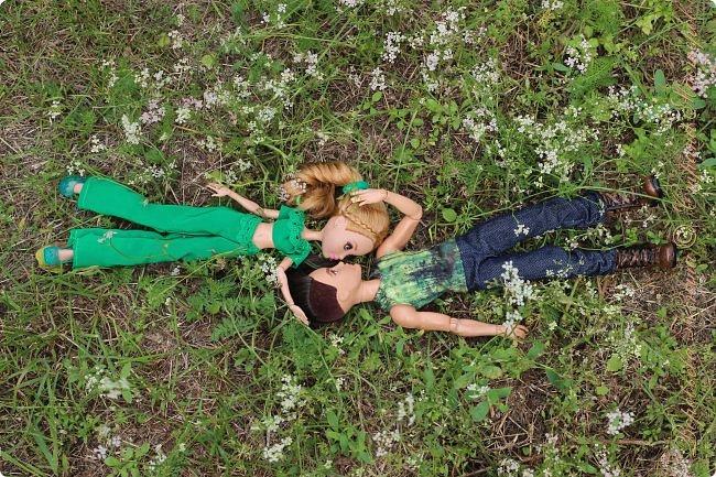 История семейной жизни Олега и Нади. Часть 1 - Как всё начиналось. фото 30