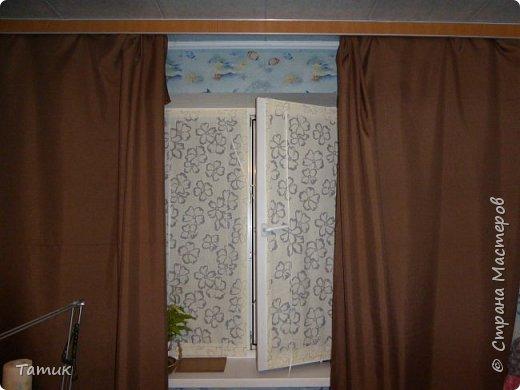 Сегодня я хочу показать несложный мастер-класс шторок на окно на липучках . Это альтернатива ролл- штор или жалюзи . Эконом вариант . Мастер-класс рассчитан на новичков в шитье . фото 16
