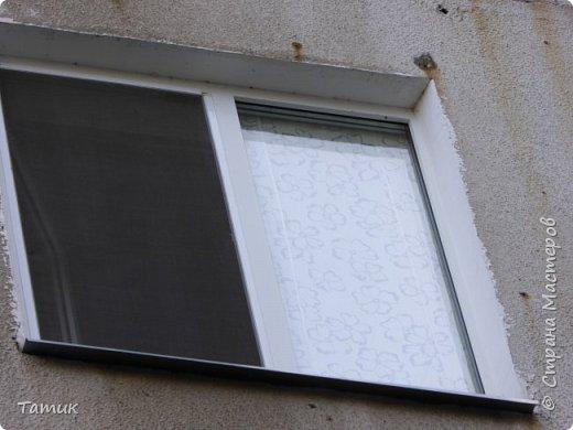 Сегодня я хочу показать несложный мастер-класс шторок на окно на липучках . Это альтернатива ролл- штор или жалюзи . Эконом вариант . Мастер-класс рассчитан на новичков в шитье . фото 20