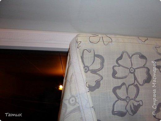 Сегодня я хочу показать несложный мастер-класс шторок на окно на липучках . Это альтернатива ролл- штор или жалюзи . Эконом вариант . Мастер-класс рассчитан на новичков в шитье . фото 11