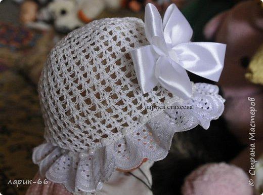 шапочки а-ля нежность фото 3