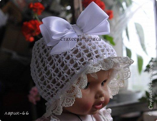 шапочки а-ля нежность фото 5