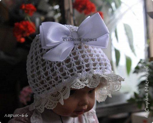 шапочки а-ля нежность фото 6