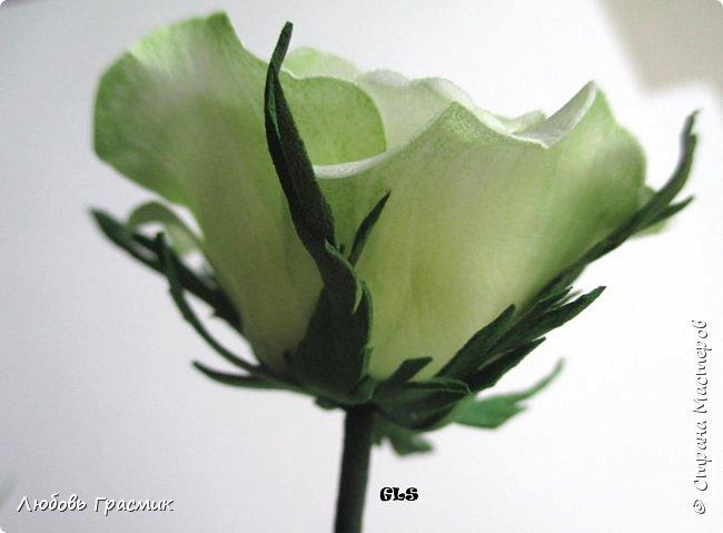 Розочки из корейского фома фото 10