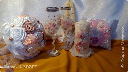 Свадебный набор в пастельных тонах! фото 1