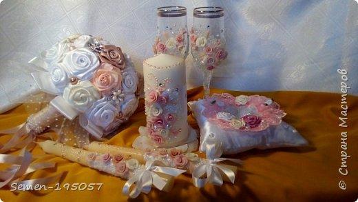 Свадебный набор в пастельных тонах! фото 3