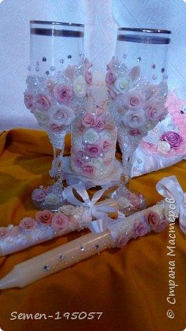 Свадебный набор в пастельных тонах! фото 4