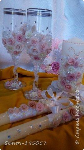 Свадебный набор в пастельных тонах! фото 2