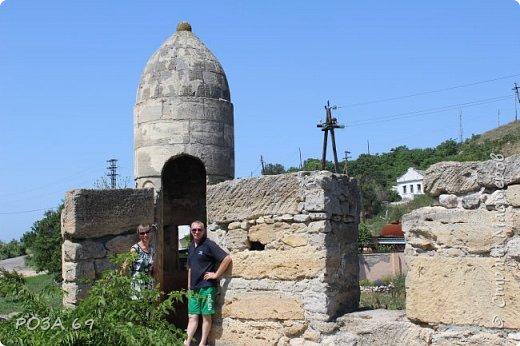 Мечты сбываются.....В этом году отпуск провели с мужем и детьми в Крыму. Своими впечатлениями я хочу поделиться и с вами. Наберитесь терпения,  фоток будет  много, отчет об отдыхе будет подробнейший. Итак, начнем. фото 6