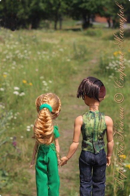 История семейной жизни Олега и Нади. Часть 1 - Как всё начиналось. фото 31