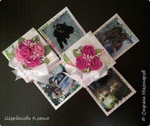 Коробочка с фото в подарок фото 3