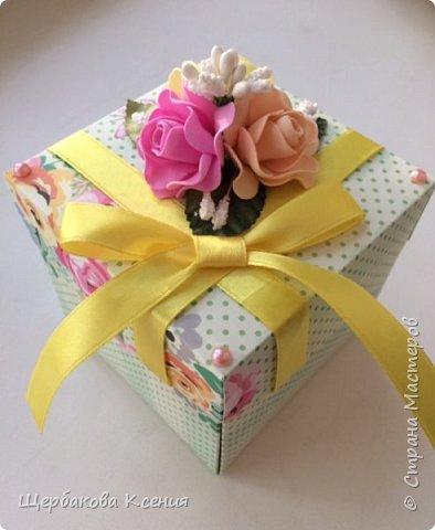 Денежная коробочка фото 2