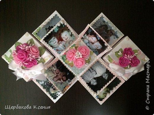 Коробочка с фото в подарок фото 4